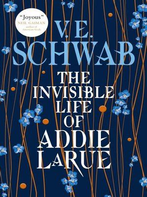 The Invisible Life of Addie LaRue by V