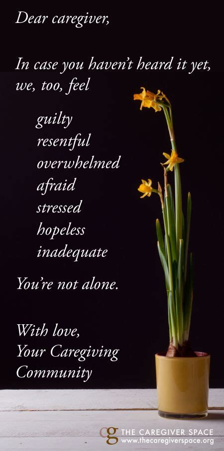 My Guilt and Its Impact on Caregiving - The Caregiver