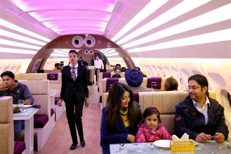 See PICS of unique restaurant running in flight with name