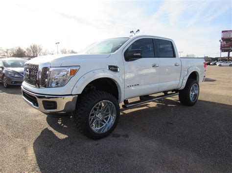 2017 Nissan Titan Lifted For Sale 30 Used Cars From $42,991
