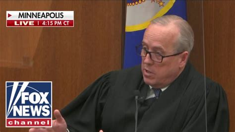 Judge in Chauvin case slams Maxine Waters' comments