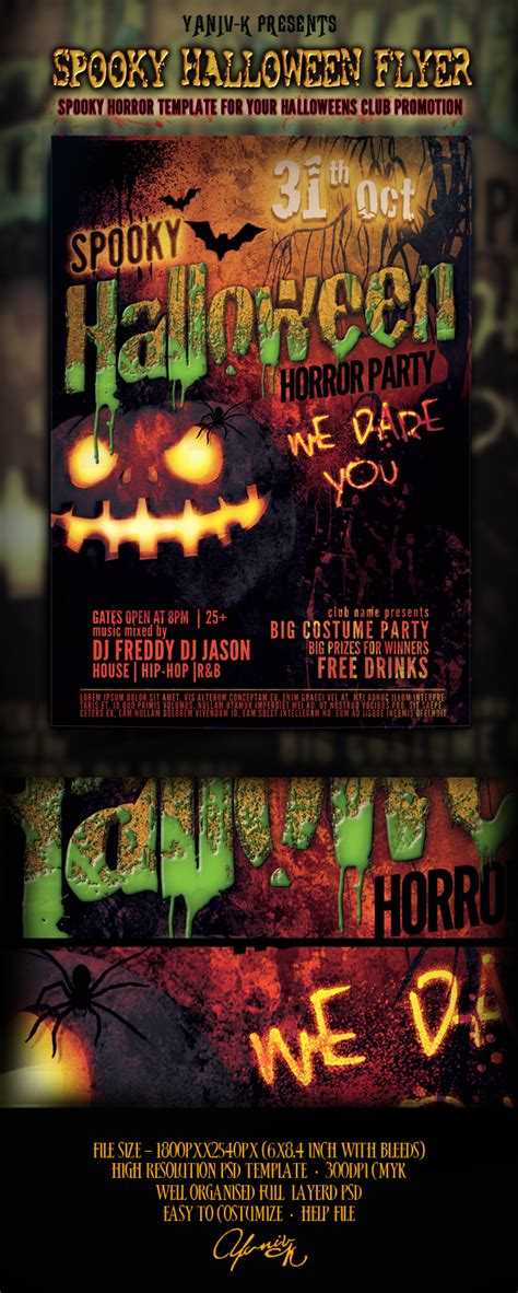 Ultimate Halloween design inspiration and resources 2013