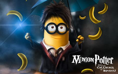 Minion Potter Wallpapers | HD Wallpapers | ID #15100