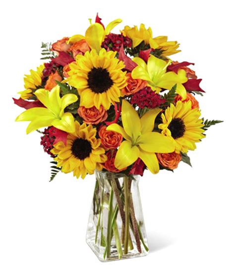 FTD Harvest Heartstrings Bouquet Deluxe at 1-800-FLORALS